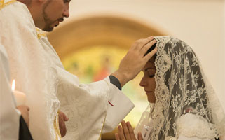 Adult First Communion/Confirmation