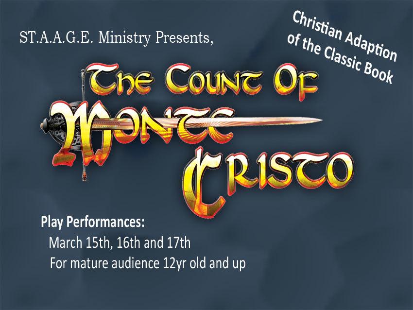 Count of Monte Cristo Promo