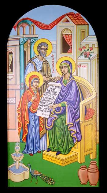 St. Anne Family